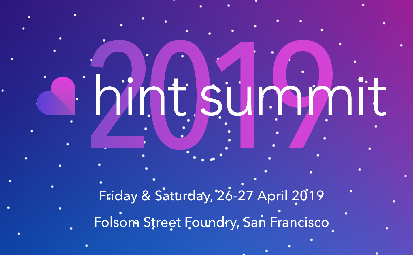 What's Hint Summit 2019 About?