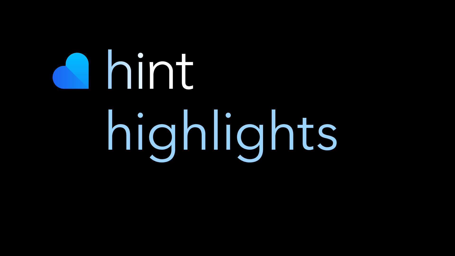 Introducing Hint Highlights: A New Way to Learn About DPC