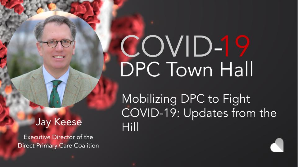 Jay Keese Q&A Presentation on COVID-19 legislation