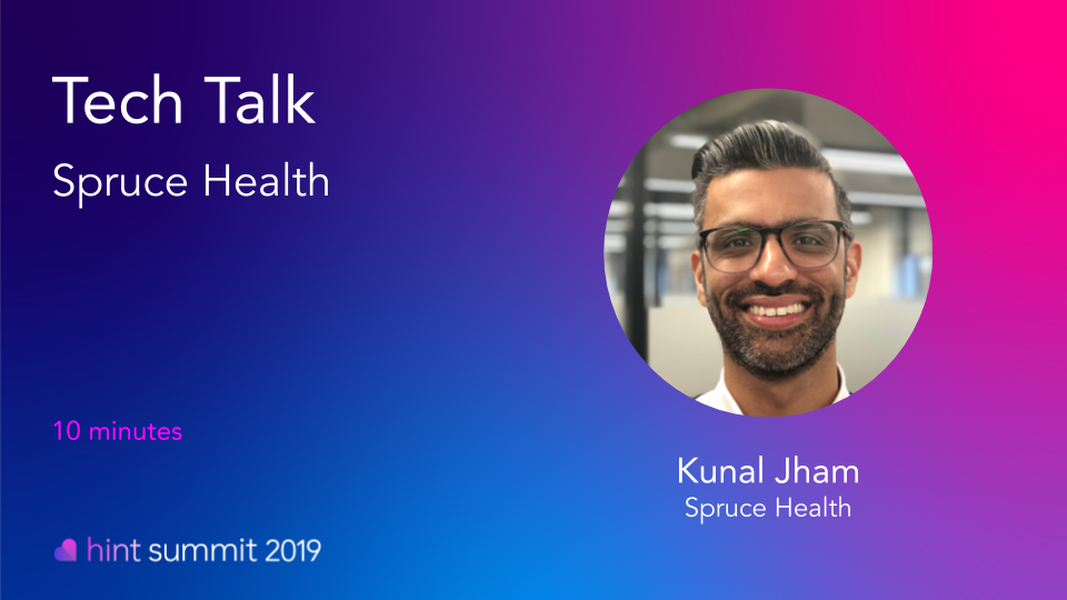 See Kunal Jham at Hint Summit 2019